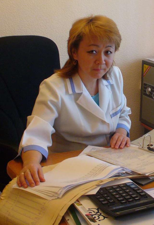 Блог Главного врача Жумабековой Лилии Магажановны